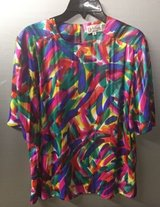 Vintage Women's Blouse JoS.A.Bank size 10 in Joliet, Illinois