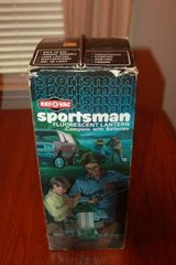 Vintage Ray.O.Vac Sportsman Fluorescent Lantern in Box in Houston, Texas