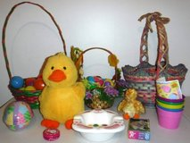 Easter Baskets Eggs Chicks + Decorations in Joliet, Illinois
