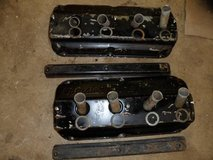 Original Chrysler HEMI Fire Power Valve Covers w/Wire co in Glendale Heights, Illinois