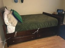 Bedroom Set - Trundle Bed (Double) w/Matching End Table and Dresser in Kingwood, Texas