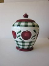 Cookie Jar with Apple Design in Bartlett, Illinois