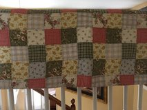 King Size Patchwork Quilt in Elgin, Illinois