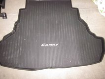 Authentic 2017 Toyota Camry Trunk Liner Mat in Palatine, Illinois