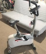 Schwinn 120 Upright Exercise Bike in Bolingbrook, Illinois