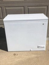 GE chest freezer good working condition in Plainfield, Illinois
