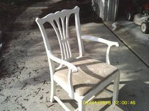 CHAIR VINTAGE SHABBY CHIC ALL WOOD in Westmont, Illinois