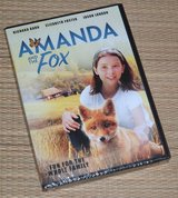 NEW Ananda and the Fox DVD Fun for the Whole Family Movie in Yorkville, Illinois