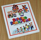 "Vintage 1998 ""Sharing Family Time"" Simple Ways To Make The Most of Busy Days  Hard Cover Book in Chicago, Illinois"
