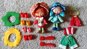 Vintage Strawberry Shortcake lot in Orland Park, Illinois