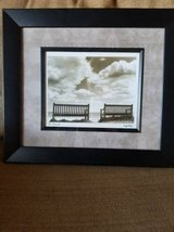 """""""Two Friends"""" framed new print in Camp Pendleton, California"""