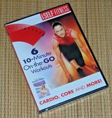 NEW Best Self Fitness DVD 6 10 Minute OnTheGo Workouts Cardio Core Buns Hot Spot in Morris, Illinois