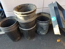 Free gardening pots and trays in Camp Pendleton, California