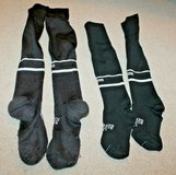 US Soccer Referee Black Socks - 2 Pairs in Oswego, Illinois