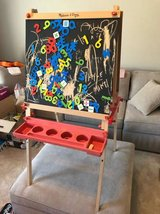 Child's Art Easel in The Woodlands, Texas