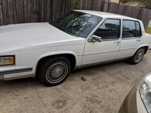 1988 Cadillac DeVille in Fort Benning, Georgia