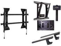 Chief Flat Panel TV Display Mount Kit With Surge Protector - New! in Bolingbrook, Illinois