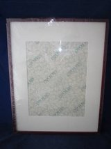 """EXPOSURES Wood Picture Frame for 11"""" x 14"""" 14"""" x 11"""" picture DARK WOOD in Naperville, Illinois"""
