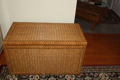 Large Wicker Chest in Spring, Texas