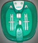 Conair Deluxe Foot Spa w/Jets Bubbles Massage in Joliet, Illinois
