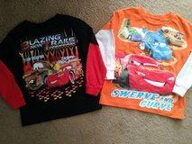 New DISNEY CARS shirts (size 2/3) in Camp Pendleton, California