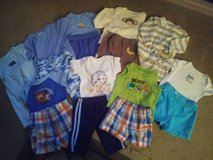 Baby Boy 3-6 month Summer Outfit LOT in Camp Pendleton, California