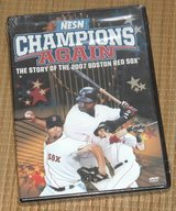NEW Champions Again DVD The Story Of The Boston Red Sox NESN 2007 in Plainfield, Illinois