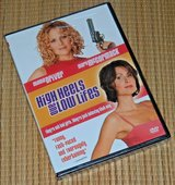 NEW Vintage 2002 High Heels Low Lifes DVD Comedy Minnie Driver Mary Mccormack in Plainfield, Illinois