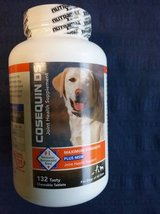 Cosequin DS for Dogs 4 bottles in Beaufort, South Carolina