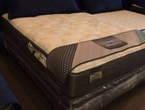 Simmons Queen Size Plush Bed! Twin Full King Cal King Mattress in Camp Pendleton, California