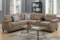 New Sectional with USB Console FREE DELIVERY in Camp Pendleton, California