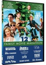 NEW Family Movie Marathon 12 Film Collection 3 Disc DVD Set SEALED in Joliet, Illinois
