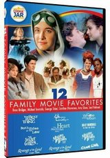 NEW Family Movie Favorites 12 Film Collection 3 Disc DVD Set SEALED in Joliet, Illinois