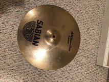 "Sabian AA Medium 16 "" Thin Crash in Westmont, Illinois"