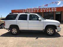4X4! 2003 CHEVY TAHOE Z71 in Alamogordo, New Mexico