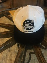Vintage Planet Hollywood San Diego Baseball Cap with velcro back in Fort Belvoir, Virginia