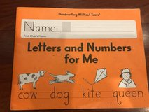 Handwriting Without Tears-Letters and Numbers (New) in Westmont, Illinois