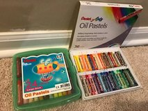 Pentel Oil Pastels - Set of 36 and 24 in Westmont, Illinois