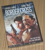 NEW Border Cross DVD Lorenzo Lamas Danny Trejo Elisha Kriis in Plainfield, Illinois