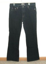Levis 515 Boot Cut Denim Jeans Womens 14 M 14M x 32 Stretch in Yorkville, Illinois