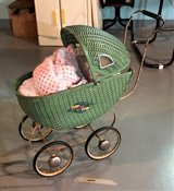 Vintage / Antique Doll Buggy / Stroller in Yorkville, Illinois