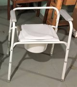 Adult Adjustable Medical Potty Chair in Glendale Heights, Illinois