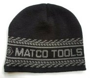 MATCO Tools Winter Beanie Cap Hat in Aurora, Illinois