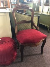 Antique Balloon Back Chair in Elgin, Illinois