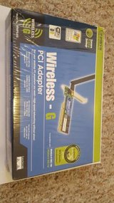 Linksys WMP54G Wireless PCI Adapter in Elgin, Illinois