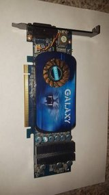 NVidia GeForce 9800GT Galaxy Graphics Card in Elgin, Illinois