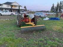 FORD 8 - N TRACTOR, works great, see video in Fort Lewis, Washington