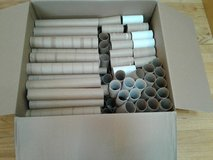 150 toilet paper/paper towel cardboard tubes in Orland Park, Illinois