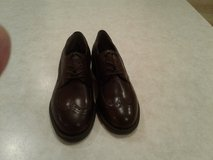 women's  brown indeed oxford wingtip shoes size 6m in Tinley Park, Illinois