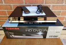 Toshiba HD A2 HD DVD Player With Remote in Naperville, Illinois